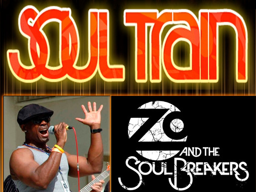 10/1 - Soul Train Dance Party, with Zo & the Soul Breakers