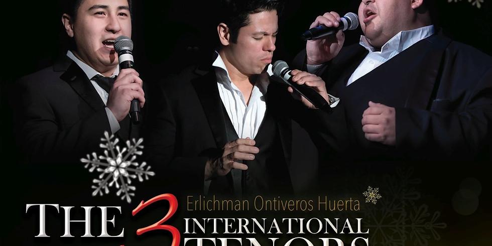 3 International Tenors - The Christmas Concert
