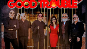 11/5 - Heart of Rock & Roll Dance Party with Good Trouble Band