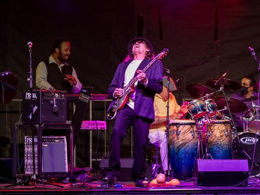 7/9 Santana Tribute with FLG