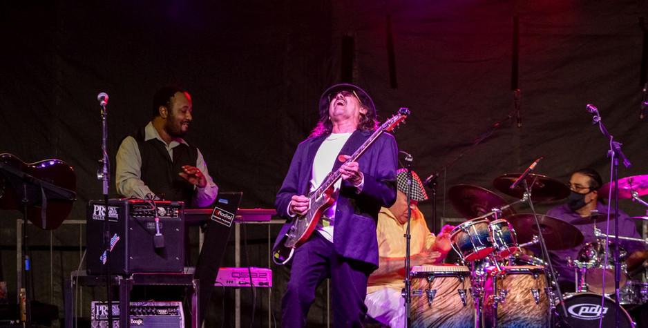Santana Tribute with FLG