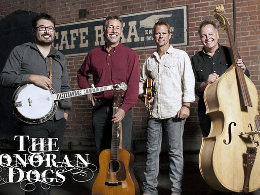 8/1 - The Sonoran Dogs Bluegrass Band