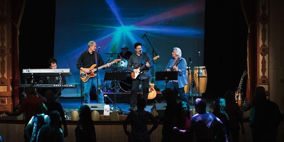 Porch Concert: Folk Rock with The Rillito River Band