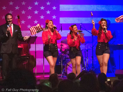 7/4 Salute to America, with Armen Dirtadian & The Manhattan Dolls