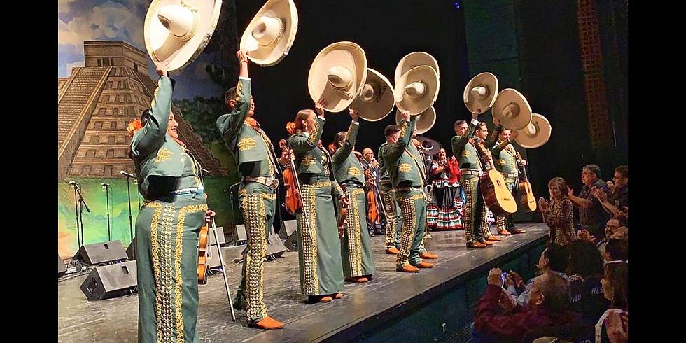 Porch Concert: Mariachi Extravaganza