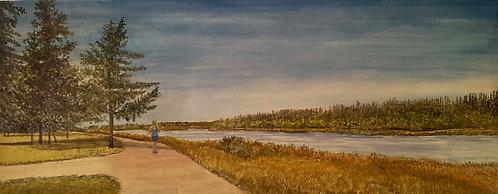 Walk on the Rotary Trail-Linda Jensen