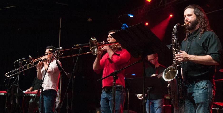 The LoBros Horn Band
