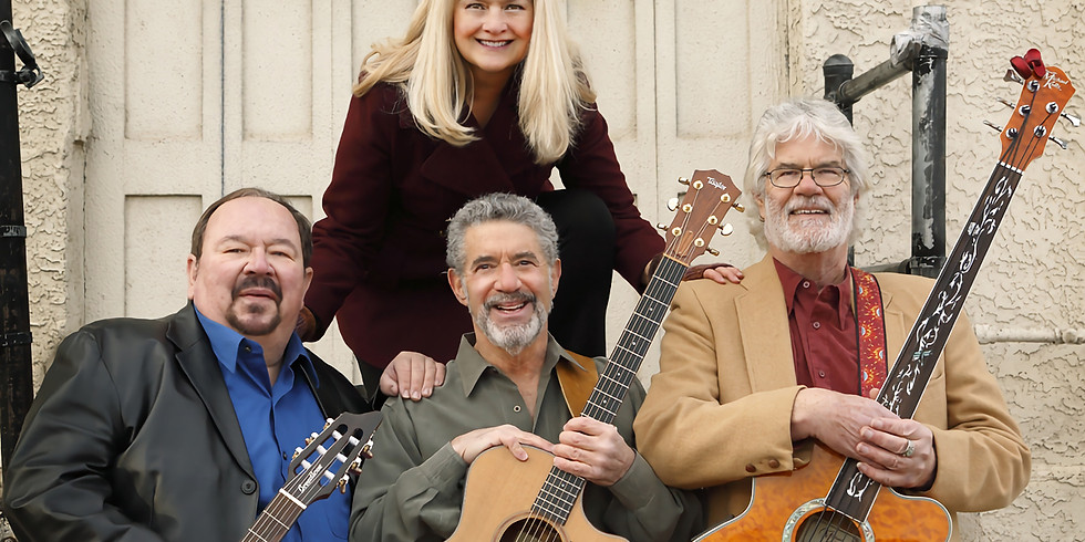 Porch Concert: A Peter, Paul, & Mary Experience with MacDougal Street West