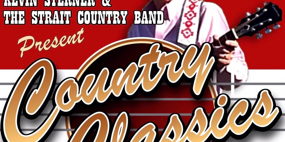 Porch Concert: Country Classic with the Strait Country Band