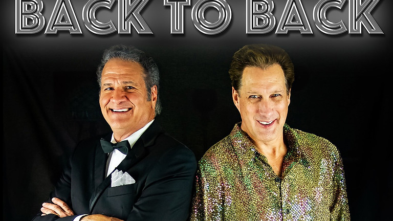 Back to Back, the Music of Tom Jones and Engelbert Humperdinck