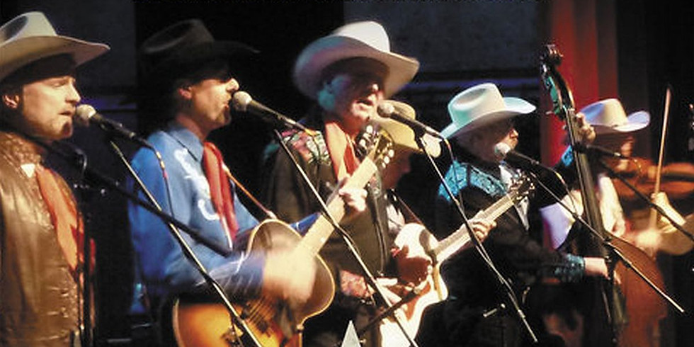 Sons of the Pioneers - January 13 at 6pm