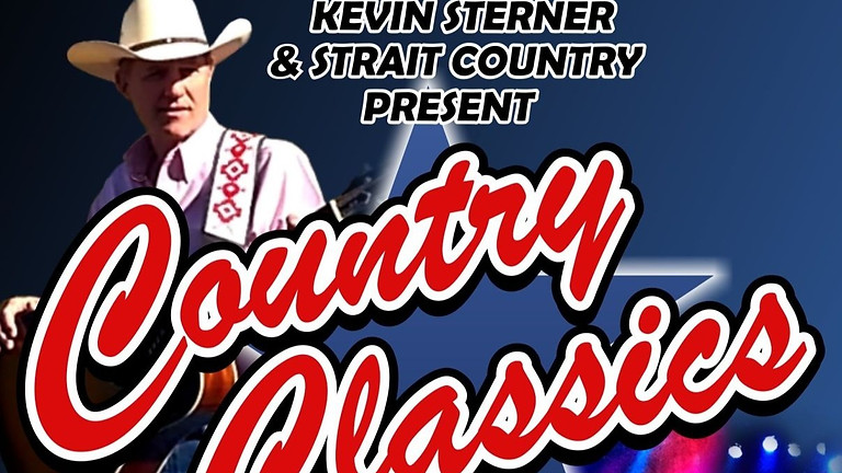 Country Classics, with Kevin Sterner