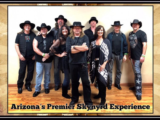 5/21 Outdoors: Mr. Skynyrd Band