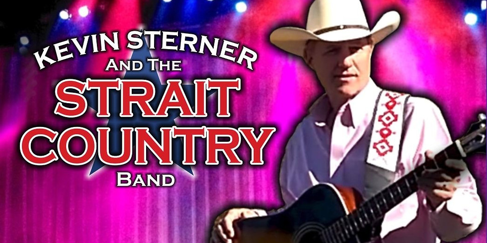 -INDOORS- Strait Country, starring Kevin Sterner