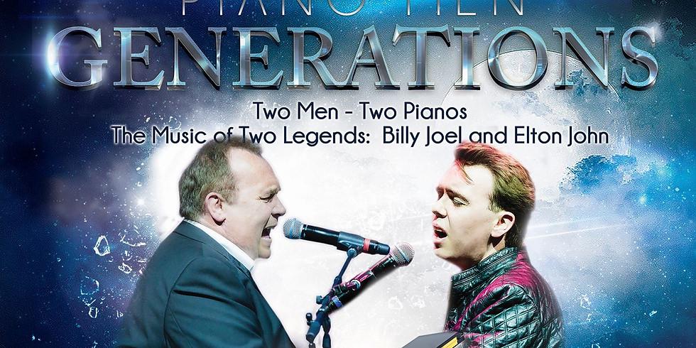 VIRTUAL SHOW - Piano Men: Generations