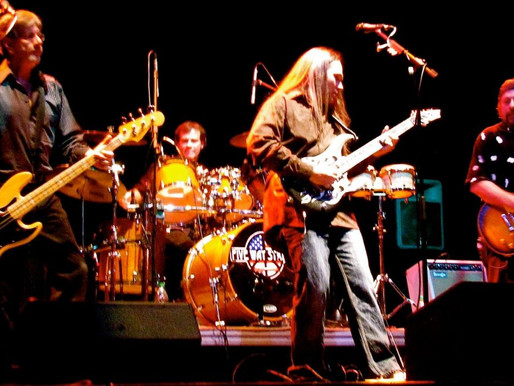 5/27 Outdoors: Classic Rock with Five Way Street