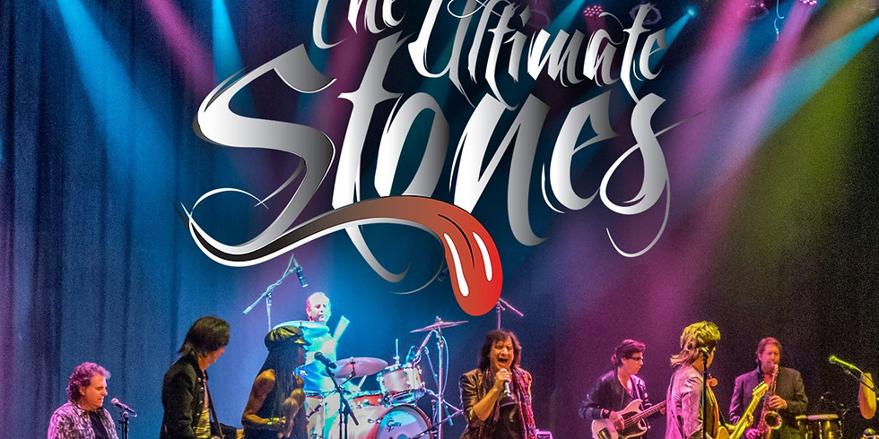 Ultimate Stones - March 9 at 6pm