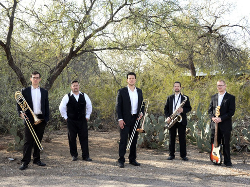 1/21/21 The LoBros Horn Band