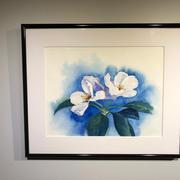 Crabapple Blossoms- Annette Henbid