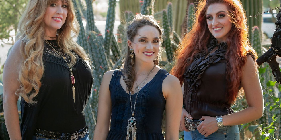 Porch Series: All American Girls, Women in Country OUTDOORS