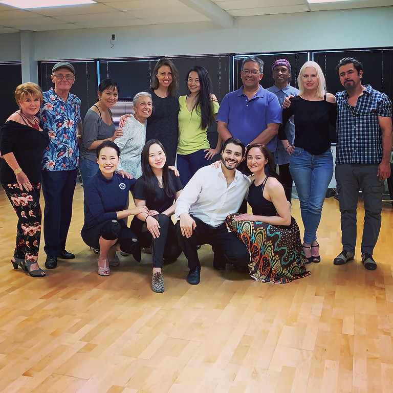 Argentine Tango Class and Practica in Las Vegas - November 14th 2021