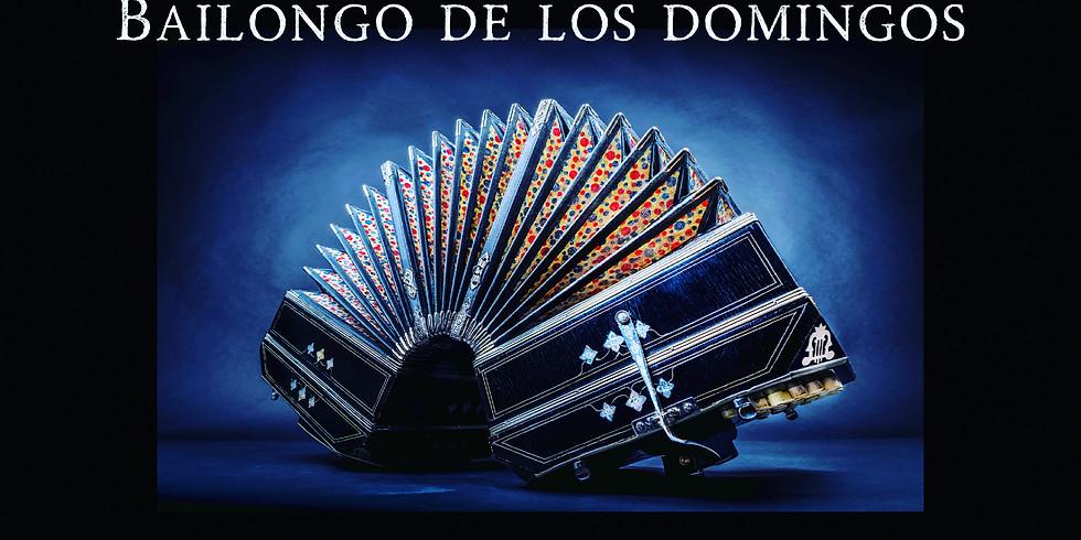 Bailongo de los Domingos - Milonga Sunday June 6th 2021