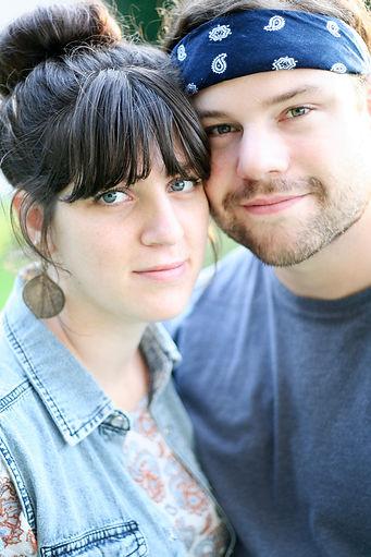 Kati und Sean Solwold