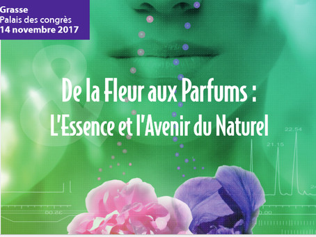 From Flower to Perfume formulation