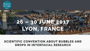 Bubble & Drop conference program is online!