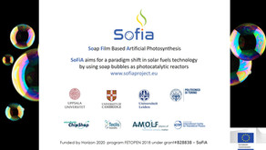 SoFia : from Bubbles to Solar Fuel