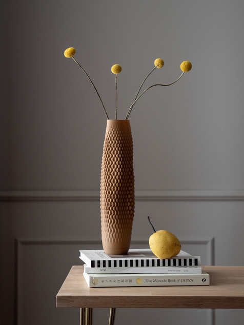 India Hemp Vase