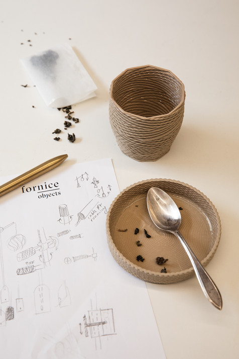 Liquorice Tea Cup