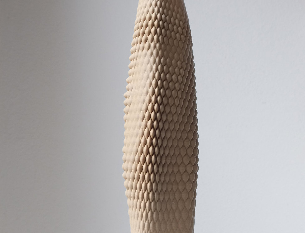 India Vase / hemp