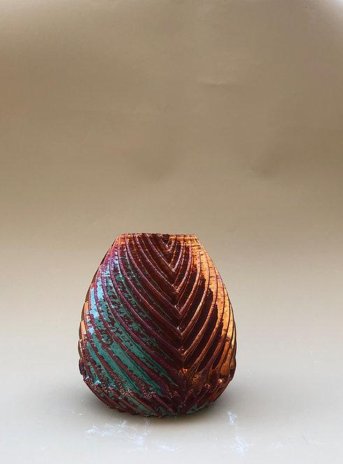 Pleat copper