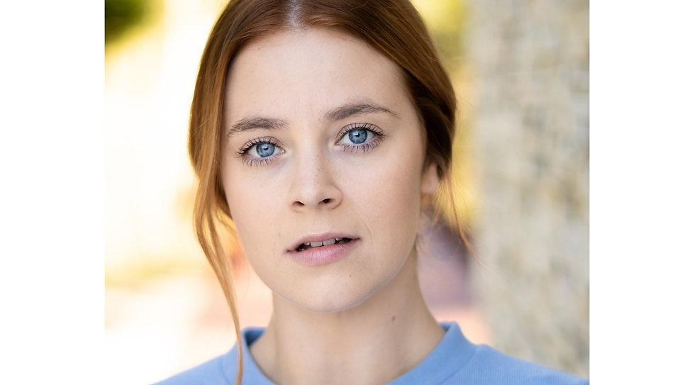Brisbane-based actor Phoebe Tweddle