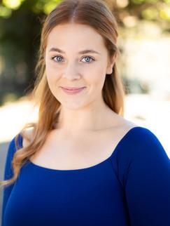 Brisbane-based actor, Phoebe Tweddle.