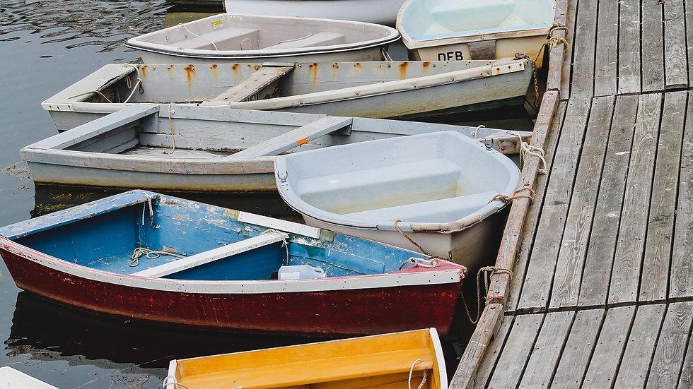 Perkins Cove Boats