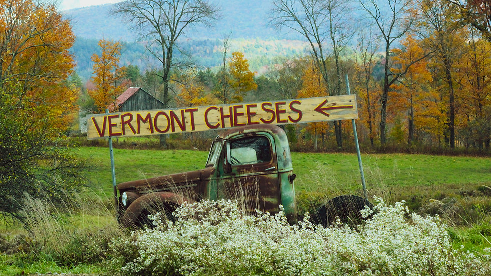 Peru VT I love cheese...perfect for your vacation home or restaurant!