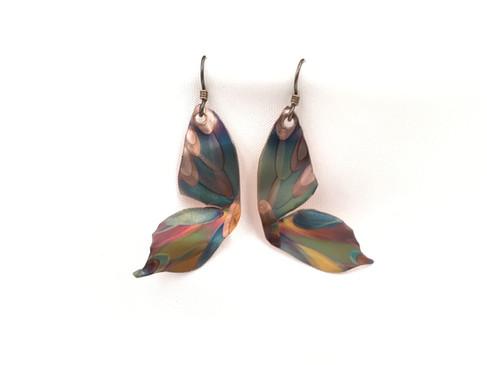 Small Butterfly Earrings