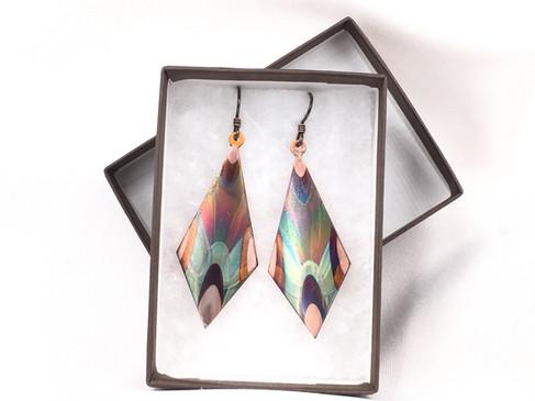 Pair of Earrings in Gift Box