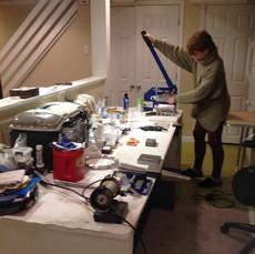 Fiona's Workshop