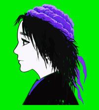 Profile of Violet