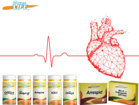 Heart of the matter: Supplements for a healthier heart