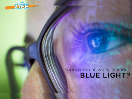 Should you be worried about blue light?