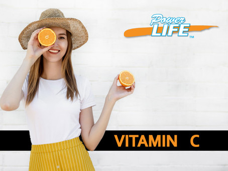 The secret ingredient for beauty skin - Vitamin C