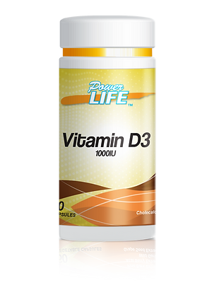 Powerlife Vitamin D3
