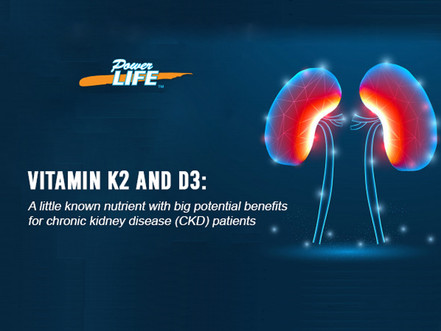The importance of vitamin K2 and D3 for dialysis