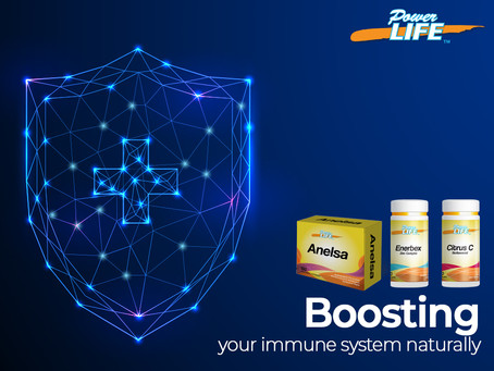 Boosting your immune system naturally