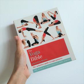 รีวิวหนังสือโยคะชื่อ The Yoga Bible