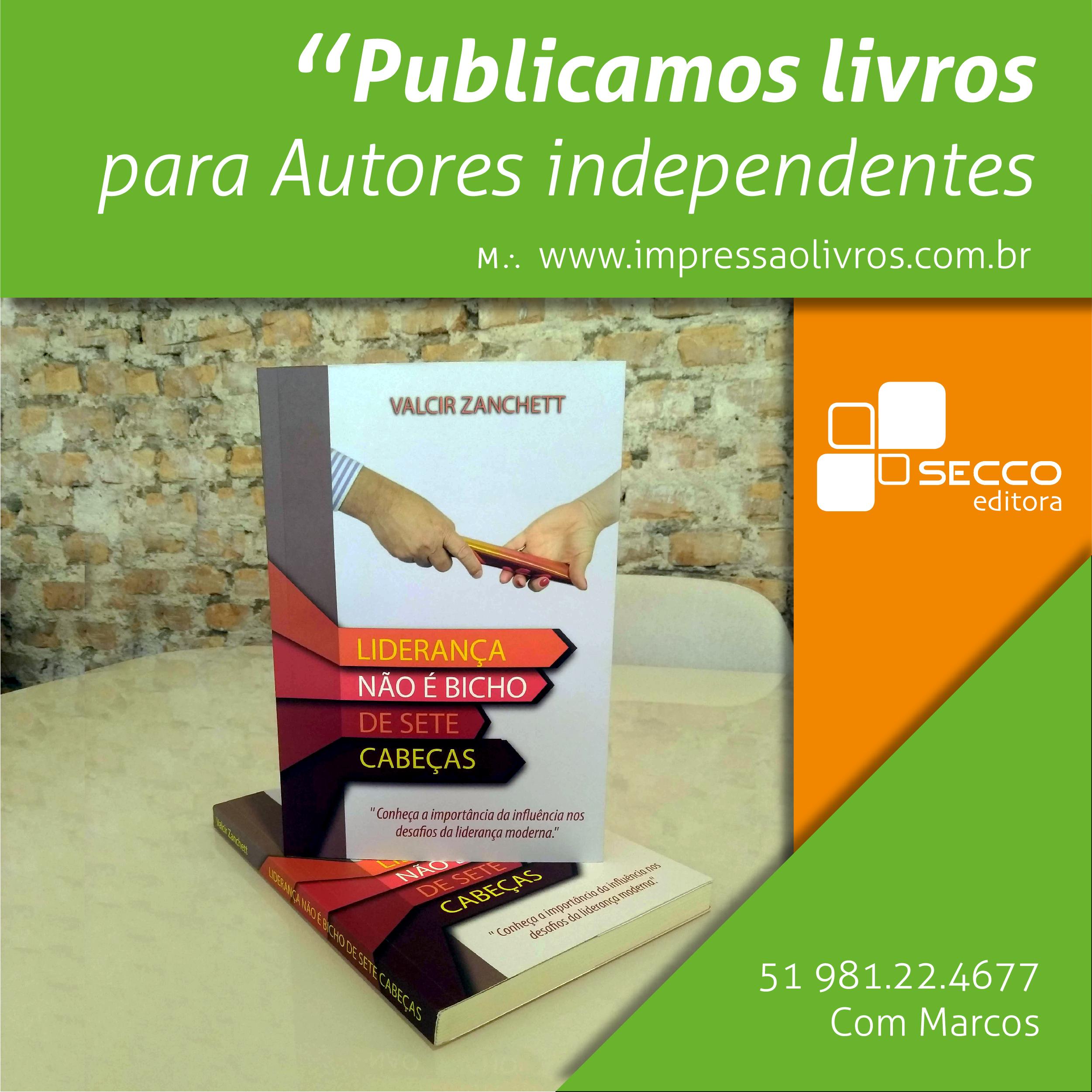 Publicação de Livro e Impressão
